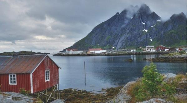 La Norvège pour la lune de miel ?